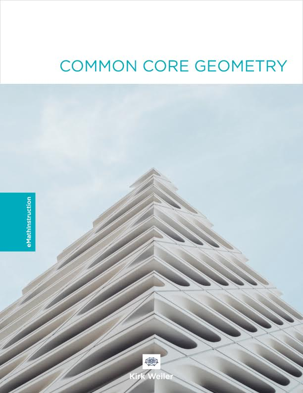 Common Core Geometry Workbook Emathinstruction