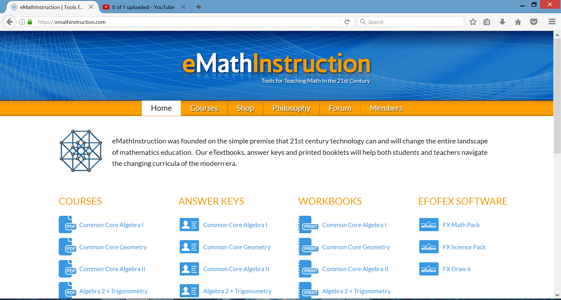 Uncategorized emathinstruction home page with geometry 2 fandeluxe Images